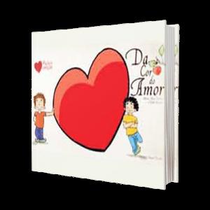 Livro Da Cor do Amor
